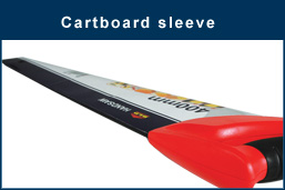 Cartboard sleeve